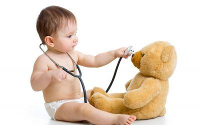 Zbadaj Misia! – Idziemy z dzieckiem na badania krwi…